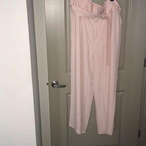 Forever 21 plush pants: